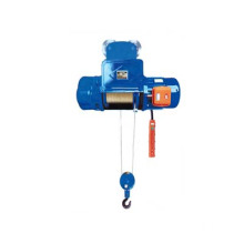 Wire Rope Electric Motor Elevator Hoist With Trolley